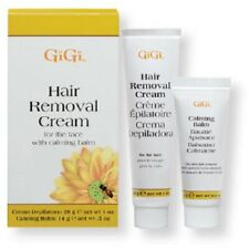 GiGi Hair Removal Cream for the face with calming balm