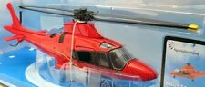 New Ray 1/43 Scale Model Helicopter 26103 - Agusta Westland AW109 - Red
