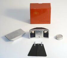 Vintage Zeiss Contaflex I/II Steritar 812 Stereo Beam Splitter Adapter w/ extras