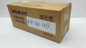 Kyocera Mita DK-310 Drum Kit Trommelbaukasten / Trommelsatz DK-310, Schwarz