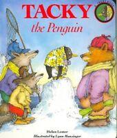 Tacky the Penguin, Hardcover by Lester, Helen; Munsinger, Lynn (ILT), Brand N...