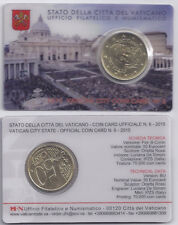 VATICAAN 2015: COINCARD NR. 6 MET 50 CENT