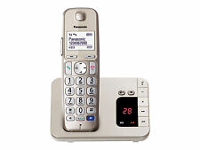 Panasonic Kx-tge220gn Single Champagner mit ab