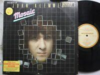 Rock Promo 2 Disc Lp John Klemmer Mosaic On Mca (Promo)