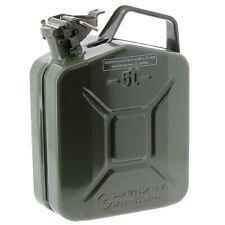 Jerrican essence en métal - 5 litres