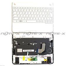 CLAVIER AZERTY blanc POUR PC PORTABLE SAMSUNG N210 N220