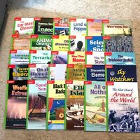 McGraw Hill Reading Wonders 30 Leveled Readers Grade 5 Set ABOVE Level