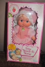 Vintage 1984 Strawberry Shortcake Baby Needs a Name Doll  NIB