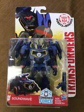 Transformers Combiner Force Soundwave Action Figure