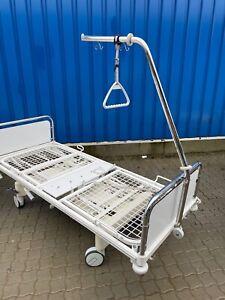 Stiegelmeyer Pflegebett Krankenhausbett Model 114775 elektrisch verstellbar