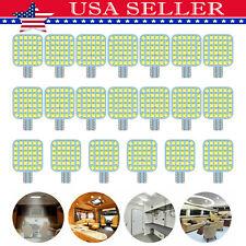 20x Super Bright T10921194 6000k White 36 Led Rv Trailer Interior Light Bulbs