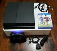 Sony PS4 1TB Console - Fully Working