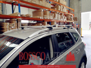 Roof Racks suitable for Roof rails required vehicles