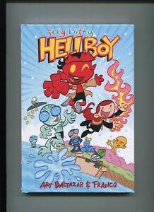 NEW Itty Bitty Hellboy HC Art Baltazar & Franco (2014 Convention Exclusive!)