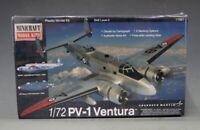 Minicraft PV-1 Ventura USN Post War w/2 Marking Option - Model Airplane, L-2298