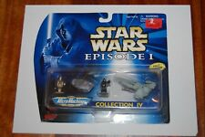 Collection IV-Star Wars Episode I-Micro Machines-MOC-Ki Adi Mundi Darth Sidious