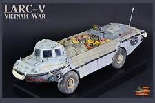 Pro-Built 1/35 Larc-V (Vietnam War) Us Army Amphibian finished model (In-Stock)