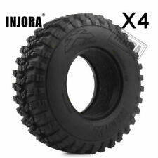 RC Voodoo KLR 1.9 Inch Tire Tyre for 1:10 Axial SCX10 RC4WD D90 TF2 MST Tamiya