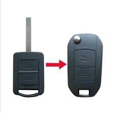 conversion upgrade remote flip key FOB kit for VAUXHALL CORSA C MERIVA TIGRA