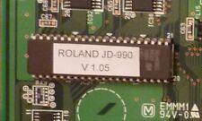 Roland JD-990 OS Upgrade V1.05 eprom