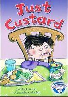 Joe Hackett, Just Custard (Spirals), Very Good Book