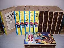 Easton Press THE BEST OF HARDY BOYS MYSTERY STORIES Franklin W. Dixon 12 vols
