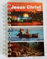 Israel Holy Land Pocket Guide Travel Book Jesus Christ Miracles Christian Church