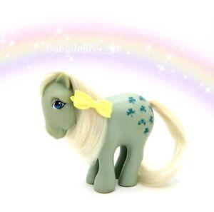 ⭐️ My Little Pony ⭐️ G1 Nirvana Italian Airbrushed Eyes Minty (TLC)