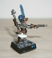 Warhammer Fantasy Mordheim Empire Ostlander Metal Well Painted