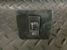 2007 PEUGEOT 407 SW 1.6 HDI 5DR HEADLIGHT ADJUSTER SWITCH 96366692XT