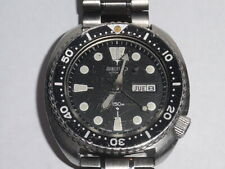 VINTAGE SEIKO 6309-7049 TURTLE AUTOMATIC DIVERS WATCH. ORIGINAL, & WORKS GREAT!