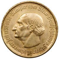 Germany, Weimar Republic 1923 10,000 Mark Notgeld Bronze Coin SKU52268