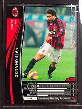 2007-08 Panini WCCF # 240 Ronaldo AC Milan card