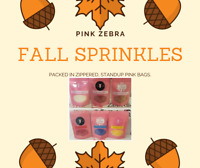 Pink Zebra Sprinkles Soy Wax Melts in 3 oz Bag - Fall Scents 2019