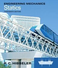 Engineering Mechanics: Statics (13th Edition) - Hardcover - VERY GOOD