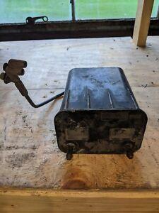 98-02 Jeep Wrangler TJ EVAP CANISTER w/ Purge Valve