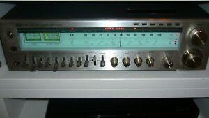ITT HIFI 8033 RECEIVER TUNER/AMPLIFIER