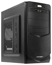 Case PC - Mid Tower con Alimentatore 450W CMC-401