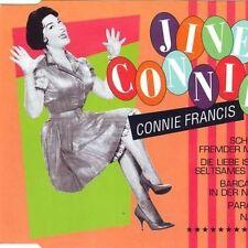 Connie Francis Jive Connie (1992) [Maxi-CD]