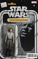 Star Wars Comic Issue 1 Han Solo Cover B Action Figure Variant Modern Age 2016