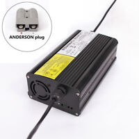 14.6V 20A Battery Charger For 12V Lifepo4 Battery Ebike Anderson Plug