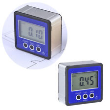 360° LCD Magnet Digital Winkelmesser Winkelmessgerät Neigungsmesser Inklinometer