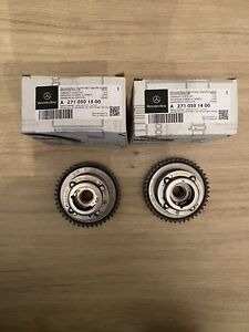 Original Mercedes Nockenwellenversteller M271 A2710501500 und A2710501400 Neu