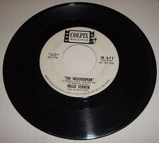 Millie Vernon The weatherman Somebody to love 45 rpm colpix Cp-677 VG++