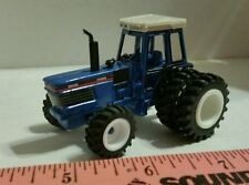 1/64 CUSTOM ERTL FARM TOY FORD 8830 FWA TRACTOR WITH STANDI RUBBER FREE SHIP!