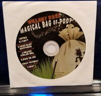 Insane Clown Posse - Magical Bag of Poop CD Gathering of the Juggalos gotj icp