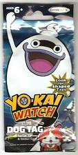 2016 Yo-Kai Watch Dog Tags HOT PACK Guaranteed SHAPED DOG TAG
