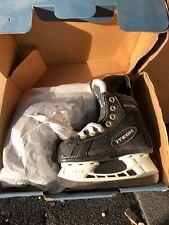 Itech Flyweight Ice Hockey Skates Boys Sz 9 rink winter sport NEW IN BOX Fun