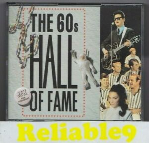 Hollies+Petula Clark- The 60s hall of Fame 2CD+70 pg booklet-Reader's Digest AUS