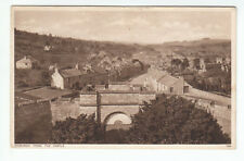 Jedburgh General View From The Castle 22 Aug 1934 Liddell Millar Nether Whitlaw